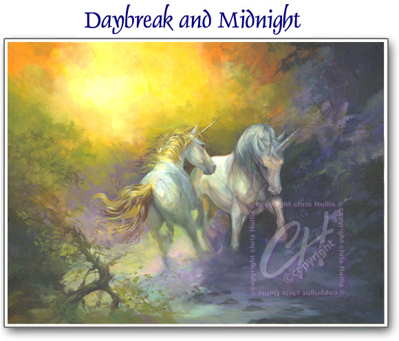 Daybreak and Midninght